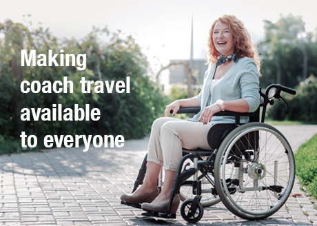 Accessible coach travel