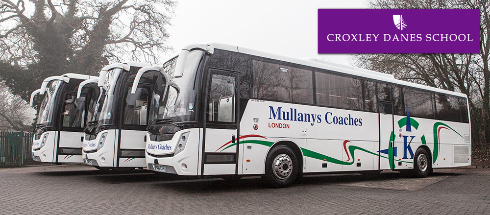 New contract for Croxley Danes