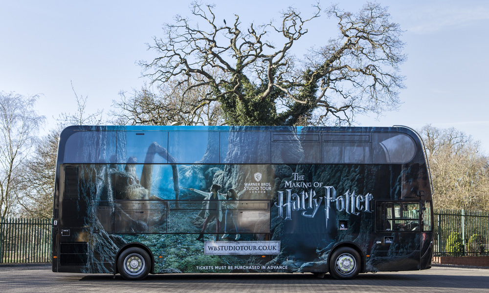 New Warner Bros. livery