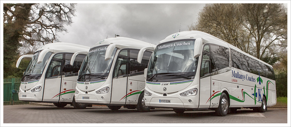Mullanys Coaches 49 seat