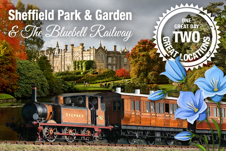 Sheffield Park & The Bluebell Railway