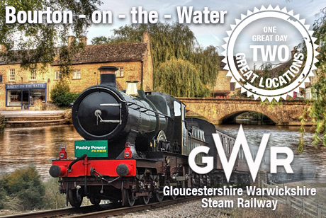 Bourton and the GWR