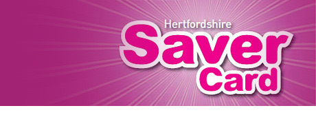 Herts Saver Card